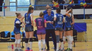 Revenire spectaculoasă pentru voleibalistele de la CS Medgidia