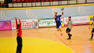 Victorie europeană la opt goluri diferenţă pentru HC Dobrogea Sud
