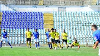 FC Farul, înfrângere pe teren propriu