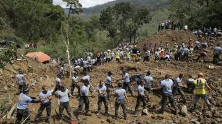 100 de persoane, blocate în subteran! Bilanţul taifunului Mangkhut, cumplit!