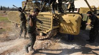 Patru militari ruși, decedați în urma unui atac cu bombă în Siria