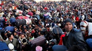 Danemarca are în vedere mutarea migranților în tabere în afara orașelor
