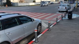 În Constanța parcarea nu se plătește, dar opririle și staționările neregulamentare sunt sancționate!
