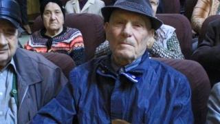 Constănțeanul nostru de 111  ani și secretul longevității sale