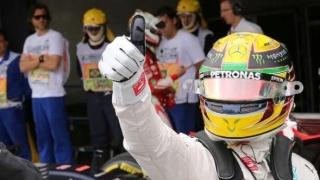 Lewis Hamilton a câştigat Marele Premiu de Formula 1 al Braziliei