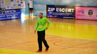HC Dobrogea Sud a încheiat cu o victorie turneul de la Sf. Gheorghe
