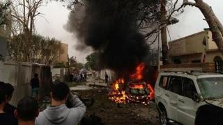 11 morţi într-un atentat cu maşină-capcană! Bilanţ provizoriu