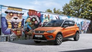 """Spune """"Salut"""" noului SEAT Arona, în premieră națională la Constanța"""