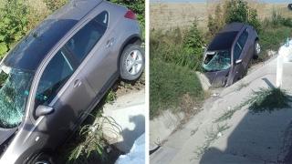 Accident la Hârșova: două victime!