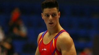 Andrei Muntean, aur la individual compus în cadrul Campionatelor Naţionale de Gimnastică