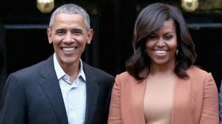 Soții Obama au devenit proprietari la Washington