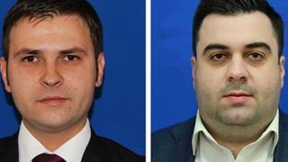 Daniel Suciu și Răzvan Cuc au depus jurământul de miniștri în faţa lui Iohannis