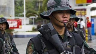 Cel puțin zece morți, după o explozie în orașul filipinez Davao