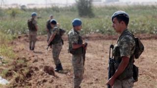 Trei militari turci, răniţi în confruntări în Siria