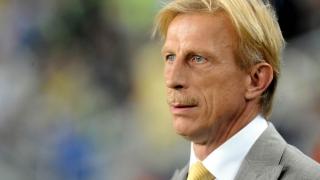 Christoph Daum: Dacă batem Polonia cu 2-0, îmi car jucătorii până la vestiare