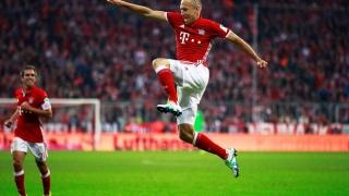 Robben a semnat un nou contract cu Bayern Munchen