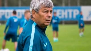Zenit Sankt Petersburg, echipa lui Mircea Lucescu, a câştigat pe teren propriu cu FC Ufa