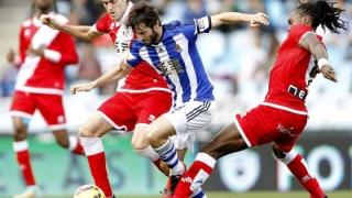 Rayo Vallecano a remizat cu Real Sociedad în campionatul Spaniei