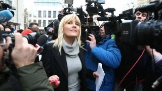 Elena Udrea, în fața procurorilor