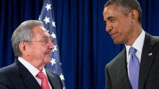 Barack Obama începe o vizită istorică în Cuba