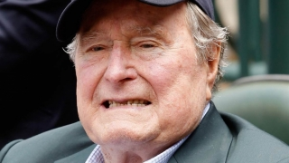 Fostul preşedinte american George H.W. Bush a fost spitalizat-