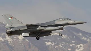 Un avion militar iordanian s-a prăbuşit în Arabia Saudită