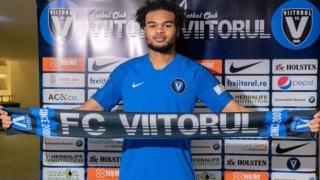 Viitorul a transferat un fotbalist francez