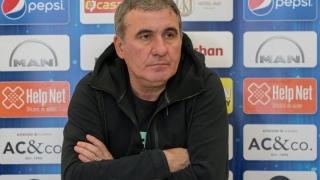 """Gheorghe Hagi, manager tehnic Viitorul: """"Suntem bucuroşi că am făcut două meciuri bune"""""""