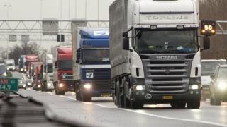 15 septembrie – artere blocate de greva transportatorilor!