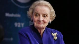 Madeleine Albright împlinește 80 de ani
