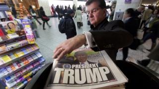 Administrația Trump creează îngrijorare în rândul jurnaliștilor cu privire la libertatea presei
