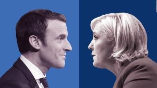 Macron și Le Pen, confruntare în ultima dezbatere pentru președinția Franței