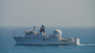 Incident naval în Golful Persic