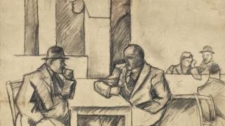 Titanii picturii româneşti, maeştri ai portretului - exerciţiu de admiraţie şi de... vânzare