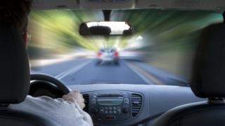 Drogaţi la volan. Riscul de accident e aproape inevitabil