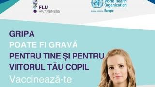 GRIPA poate fi GRAVĂ pentru femeile însărcinate și viitorii copii
