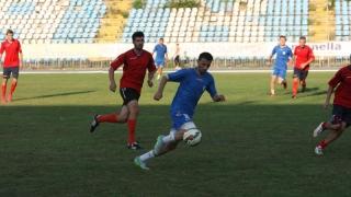 FC Farul s-a impus şi în amicalul cu Sparta Techirghiol