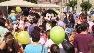 Programul evenimentelor destinate copiilor cu ocazia zilei de 1 iunie