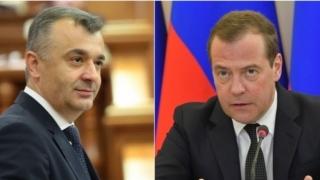 Moscova curtează Republica Moldova