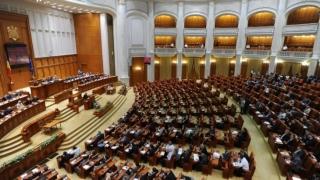 Codurile penale, cartelele prepay şi Alertă Copil, priorităţile Parlamentului