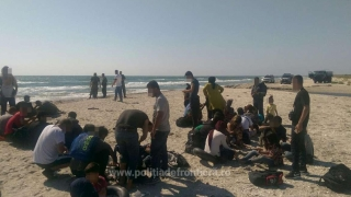 Refugiații invadează Constanța!