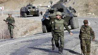 Turcia se pregăteşte de război
