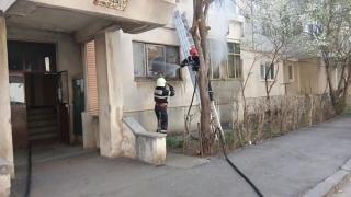 Alertă! Explozie într-un apartament din Constanța