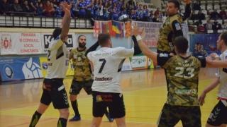 HC Dobrogea Sud întâlneşte ultima clasată