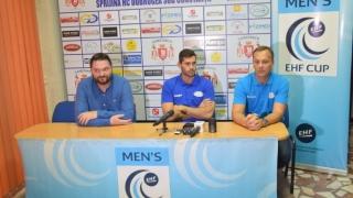 HC Dobrogea Sud - Csurgoi KK, în Cupa EHF la handbal masculin
