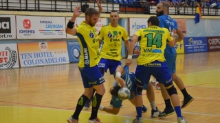"""HC Dobrogea Sud începe partea a doua a sezonului cu un meci """"de foc"""""""