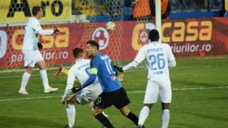 Craiova a ratat prezenţa în penultimul act al Cupei României