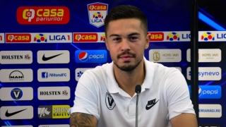 Gabriel Iancu, golul cu numărul 500 al actualului sezon din Liga 1