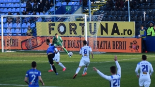 Victorii ale oaspeţilor în Liga 1 la fotbal