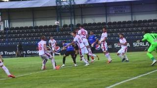 Dinamo şi Hermannstadt au remizat în ultimul joc al primei etape